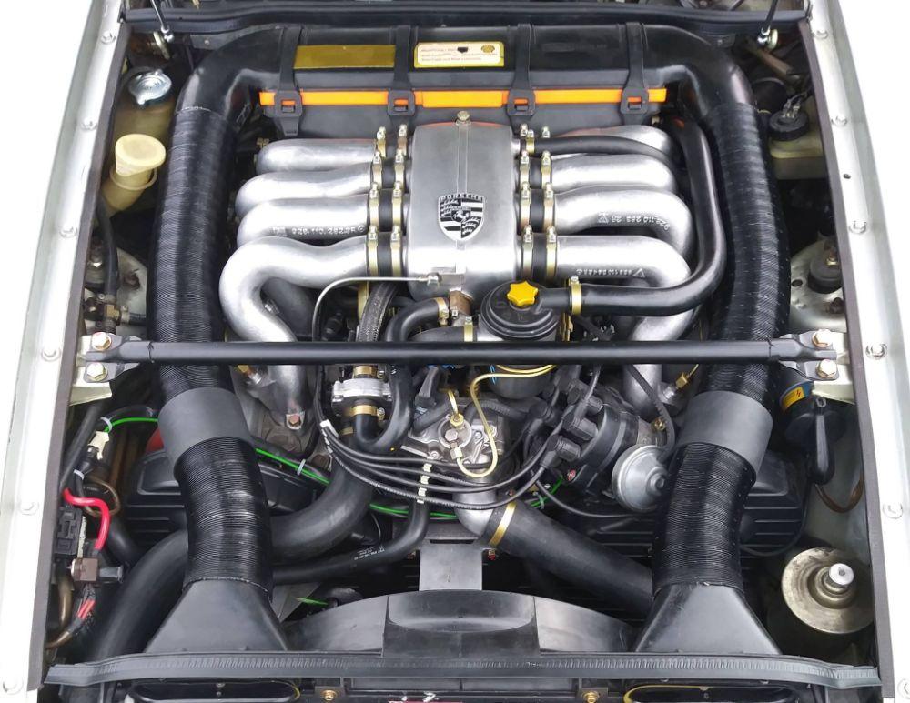 Engine Air Intake Hose URO Parts 92811027204 fits 78-84 Porsche 928
